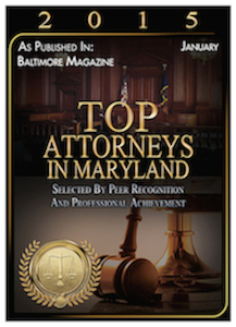 2015 Top Attorneys In Maryland